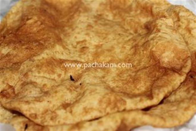 Puri - Indian Puffed Flat Bread