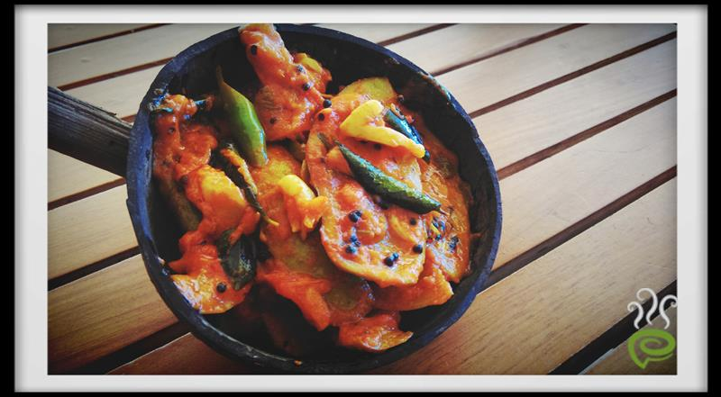 Raw Mango Curry-Without Coconut | Pachakam
