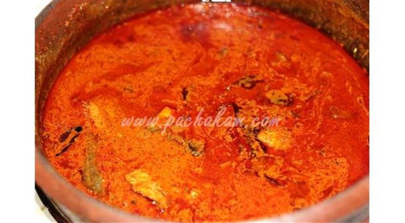 Red Fish Curry Easy | Pachakam
