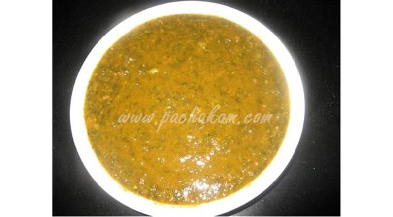 Sindhi Sai Bhaji (Step By Step Photos) | Pachakam