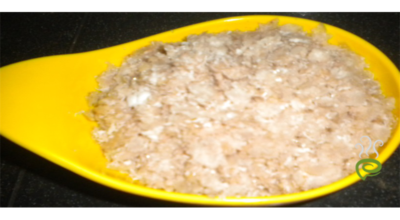 Soaked Rice Flakes (Avil Nanachathu)