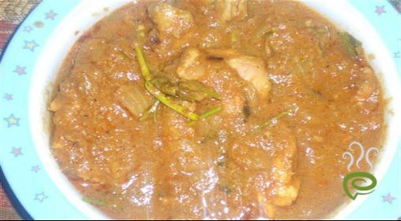 Special Chicken Curry With Thick Gravy