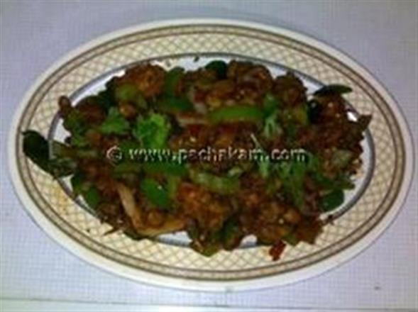 Special Dragon Chicken | Pachakam