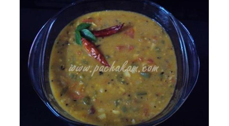 Special Potato Dal Curry | Pachakam