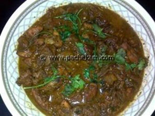Spicy Brinjal Curry | Pachakam