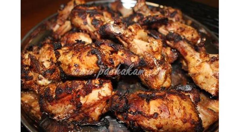 Spicy Chicken Barbeque | Pachakam
