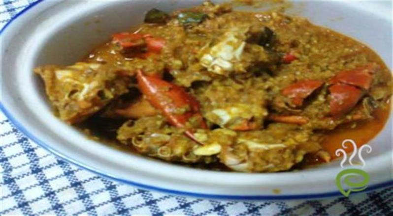 Spicy Crab Masala