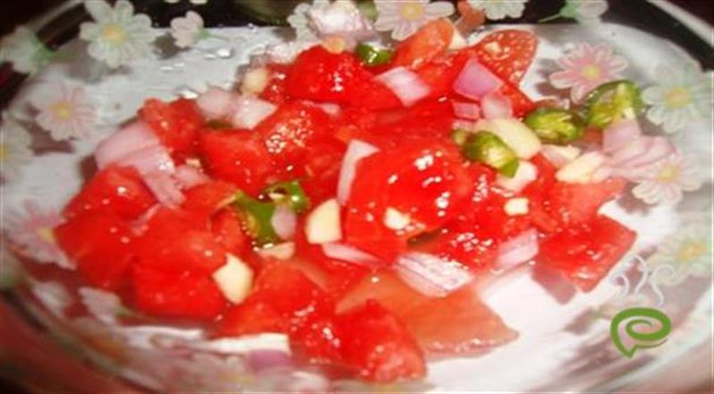Sweet  Watermelon Salsa