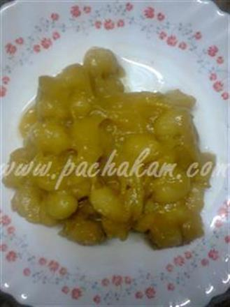 Sweet Chakka Curry