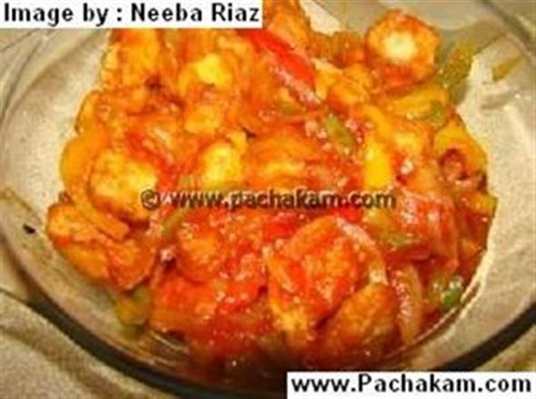 Sweet And Sour Chicken | Pachakam