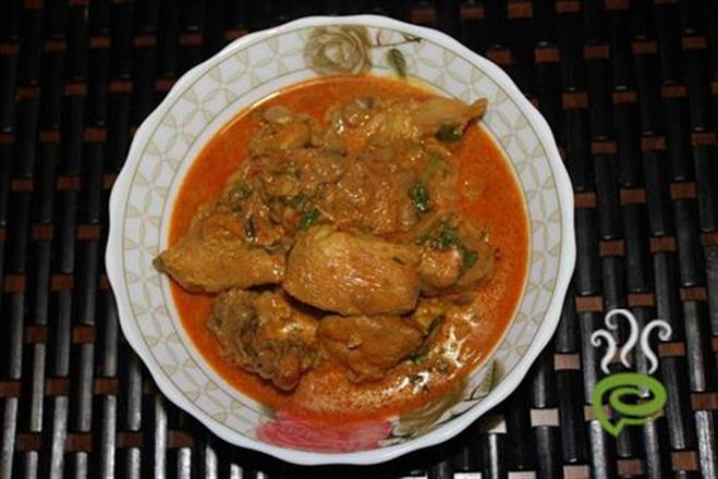 Tamil Nadu Chicken Curry