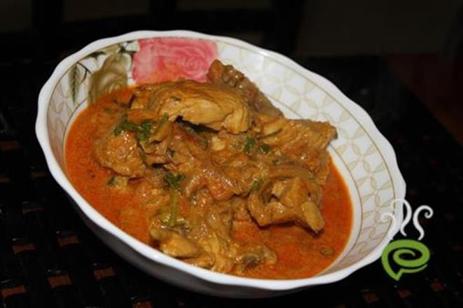 Tamil Nadu Easy Chicken Masala