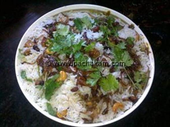 Tamil Nadu Yummy Vegetable Biriyani