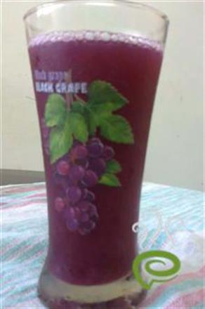 Tasty Refreshing Grape Water
