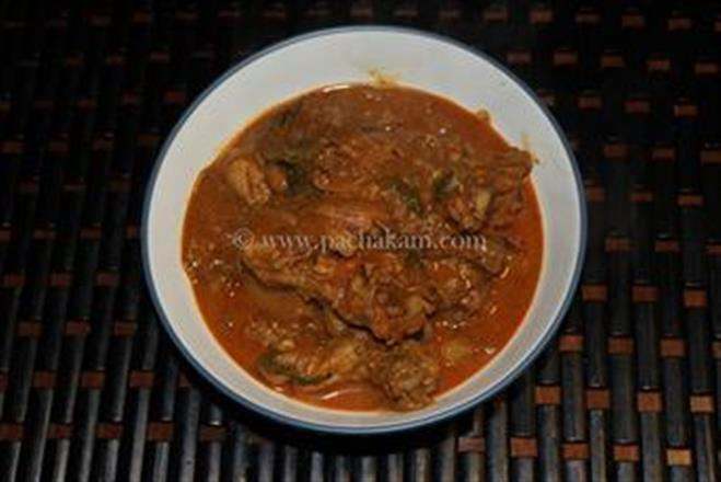 Thengapal Chicken