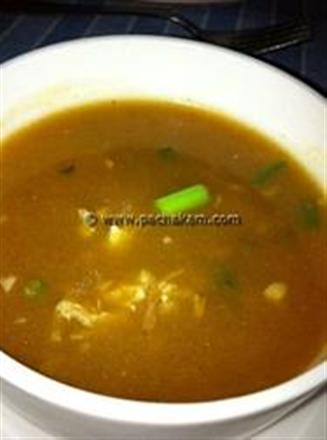 Thick Chicken Soup | Pachakam