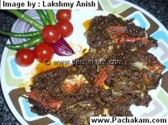 Toddy Shop Crab Roast | Pachakam