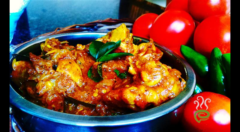 Tomato Chicken Curry | Pachakam