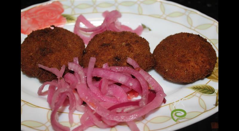 Tuna Fish Cutlet Easy | Pachakam
