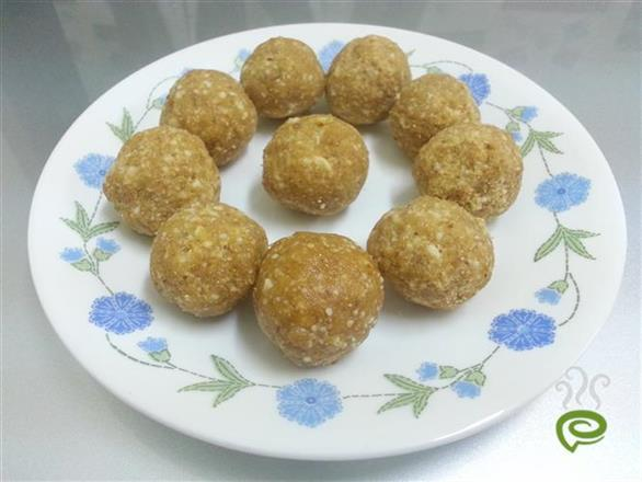 Two In One Laddu | Pachakam