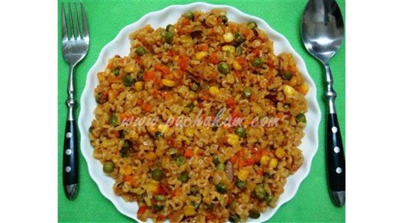 Veg pasta indian chinese style recipe pachakam veg pasta indian chinese style pachakam forumfinder Choice Image
