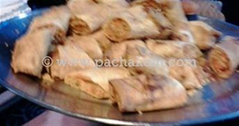 Vegetable Spring Rolls | Pachakam