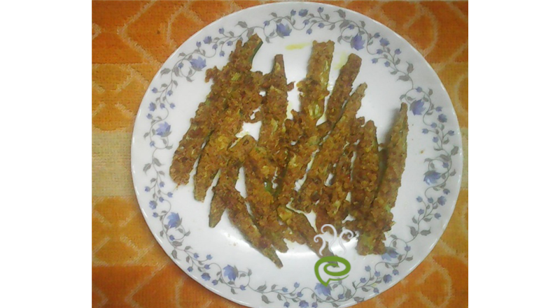 Vendakka (Ladies Finger) Fry | Pachakam
