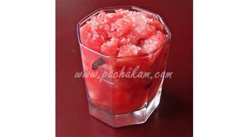 Water Melon And Ginger Juice | Pachakam