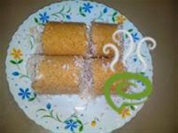 Wheat Puttu With Coconut