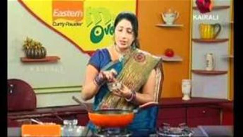Yam Sambhar Video Recipe - Lekshmi Nair
