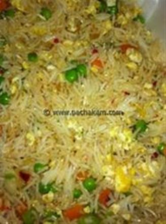 Yummy Egg Fried Rice