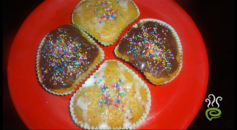 Carrot Cup Cake