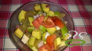 Avacado salad