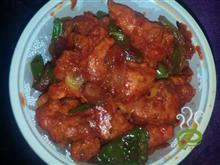 Chilly-Chicken-In-Traditional-Style