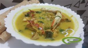 Crab Curry With Coconut Milk