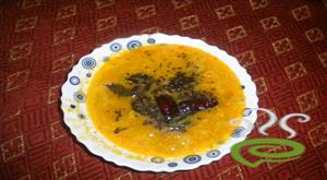 Drumstick Toor Dal Curry