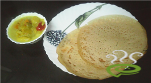 Gothambu (Wheat) Appam