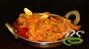 How to make delicious Dhaba Style Mutton Kadai Video