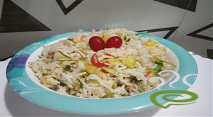 Kashmiri Pulao With Fruits And Nuts