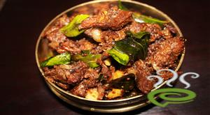 Kerala Beef Fry Restaurant Style Video