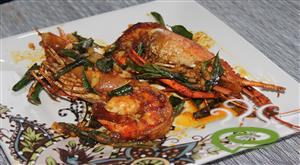 Nadan Konju Fry - Big head Prawn