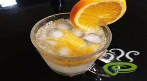 Orange Mojito-Alcohol Free