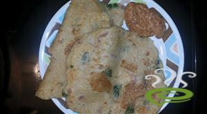 Wheat-Flour-Dosa