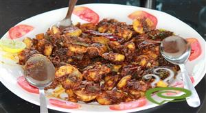 Chemmeen-Coconut-Fry
