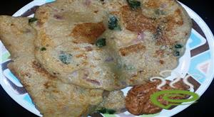 Wheat-Dosa-With-Chammandi