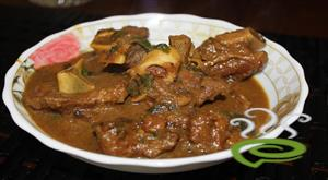 Mutton-Paalak-Curry