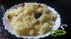 Peanut-Lemon Rice