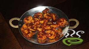 Kerala-Prawns-Fry-With-Small-Onions