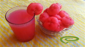 Rose Apple Juice-Chambakka Juice