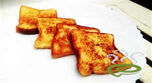 Simple Milk Bread Toast
